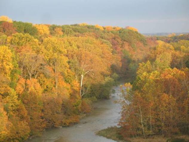1) Boone Creek Scenic Byway