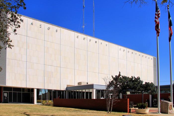 10) Brazos County