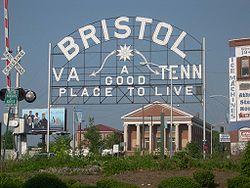 8) Bristol