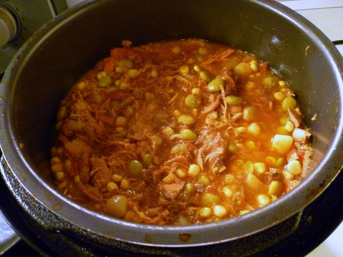 """3. Brunswick Stew with Squirrel…or as it was once known, """"Squirrel Muddle"""""""