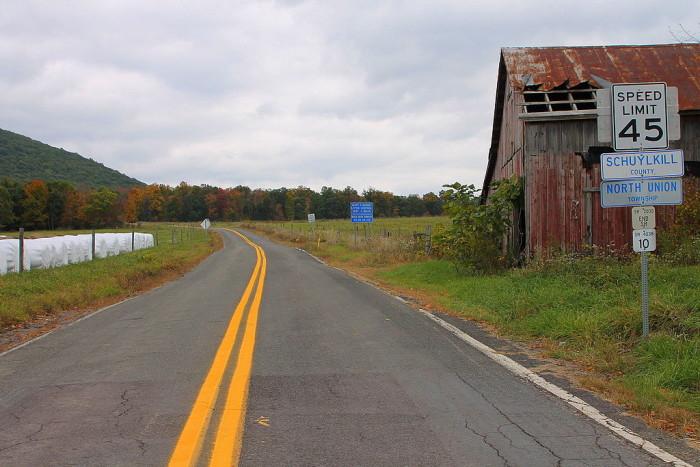 13. Schuylkill County