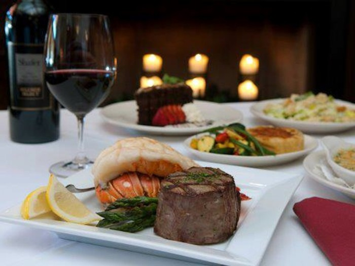 Buckheads steak and lobster