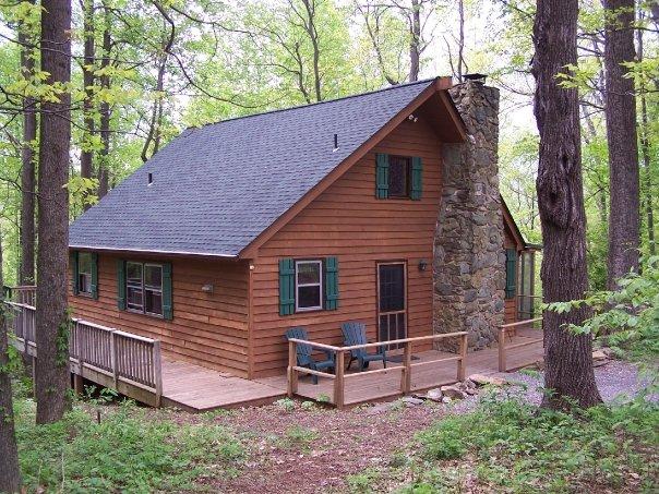 4. Cabin Creekwood, Lydhurst