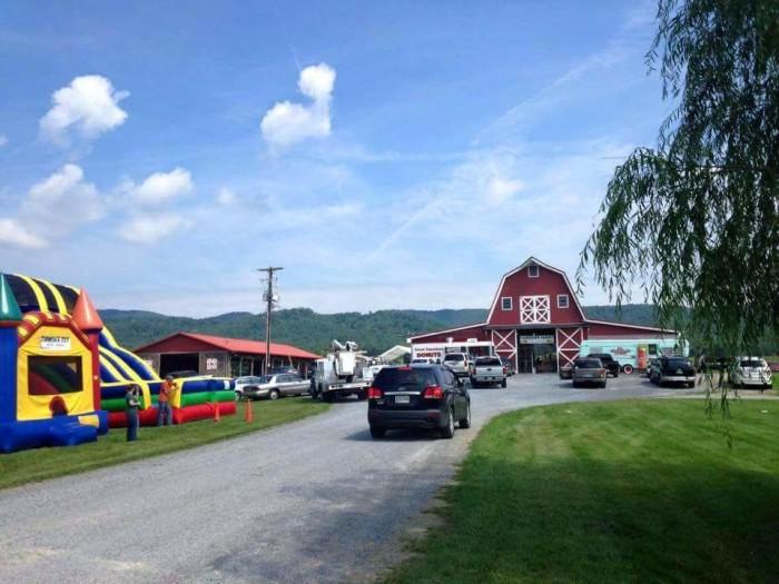 9) Cameron Farms - Rutledge