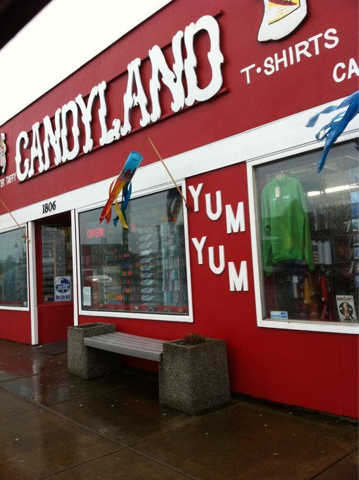 7) Candyland, Lincoln CIty