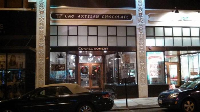 3. Cao Artisan Chocolates, Lynchburg