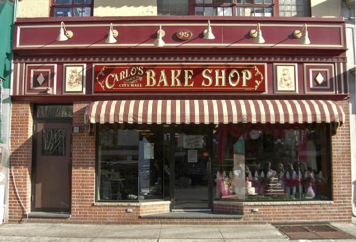 1. Carlo's Bakery, Hoboken