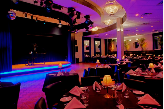 Carlyle Club Dining Room