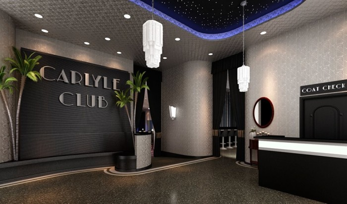 1. The Carlyle Club, Old Town Alexandria