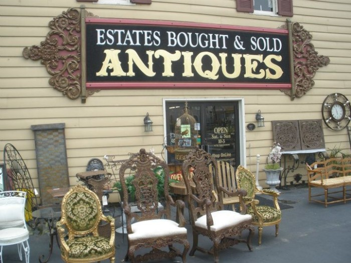 12. Center Stage Antiques, Mount Holly