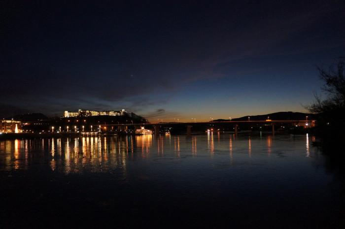8) Chattanooga