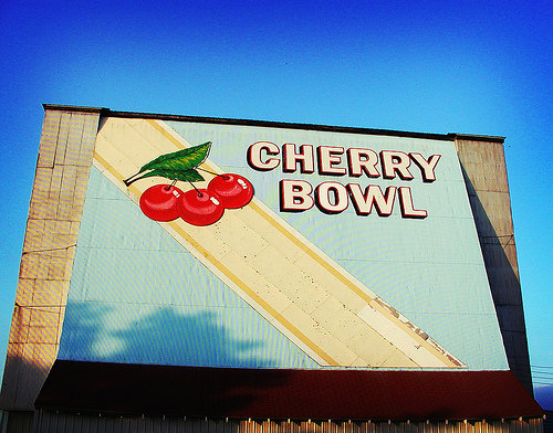 10) Cherry Bowl Drive-In Theatre, Honor