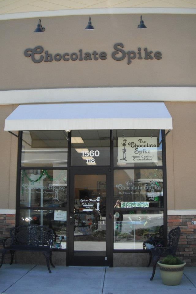 4. The Chocolate Spike, Blacksburg