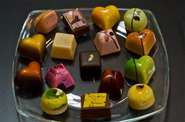 Chocolatepaper chocolates