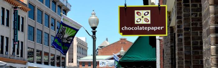 2. Chocolatepaper, Roanoke