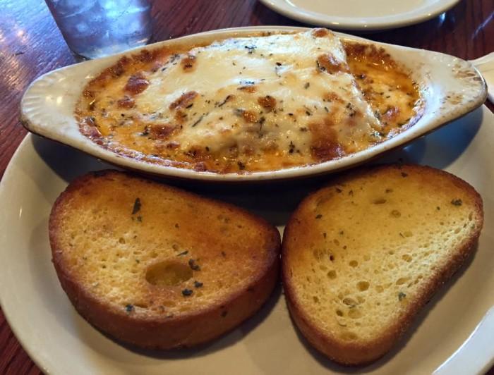 Claudia Sanders Dinner House Food