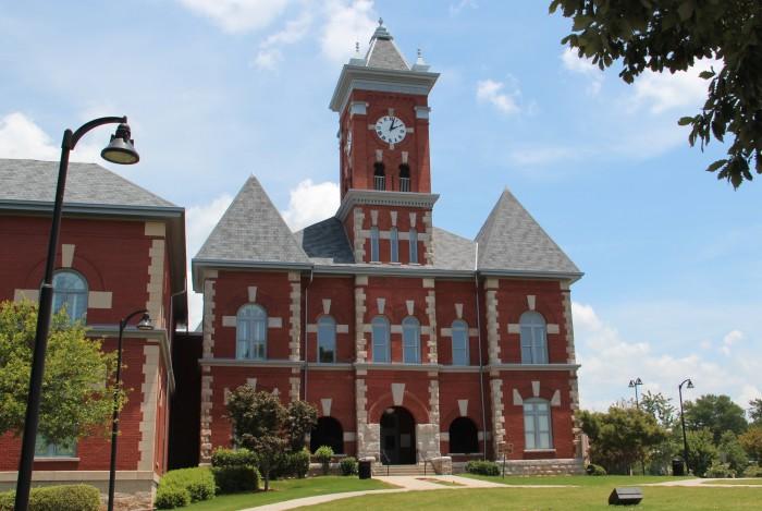 6. Clayton County