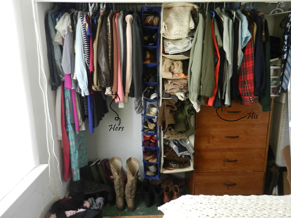 9. Closet Exchange