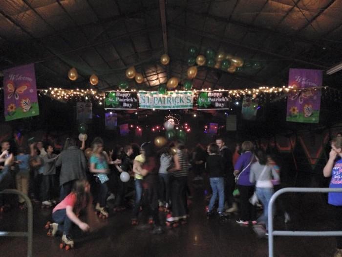 5. Club Arena