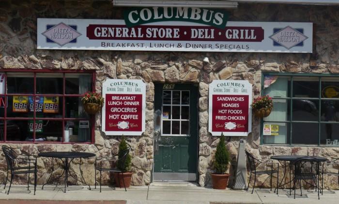 7. Columbus General Store, Columbus