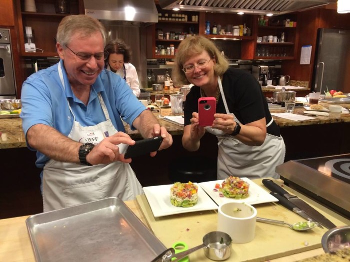 1. Cooking Classes - from casual gourmet to the intricacies of Bourbon and Bacon