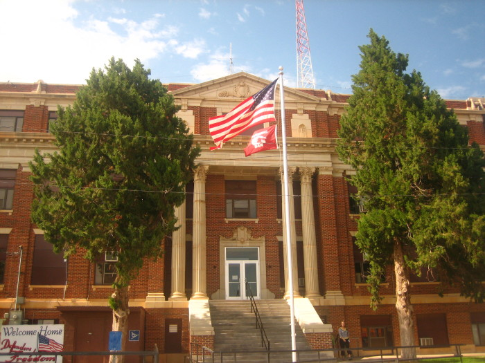 7) Hall County