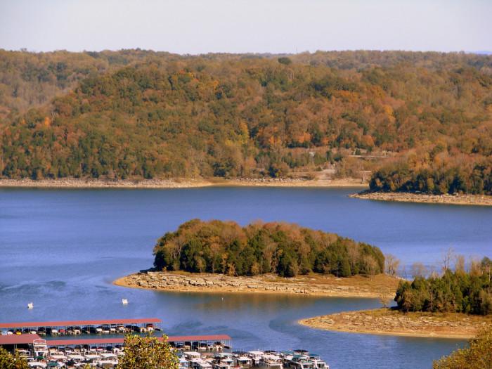 8) Cove Lake