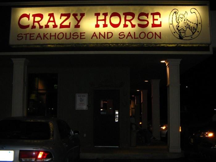 8) Crazy Horse Steak House-Saloon, Holland