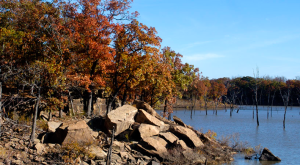 The Fall Foliage At These 10 State Parks In Kansas Is Stunningly Beautiful