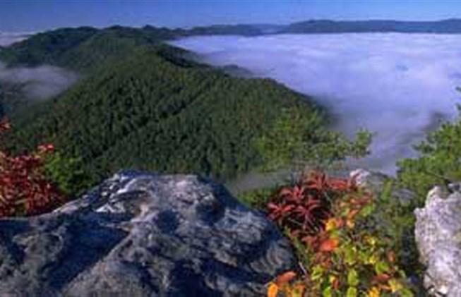 3. Cumberland Gap Natural Historical Park.