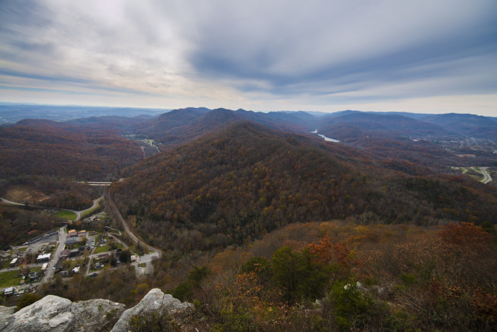 7) Cumberland Mountain