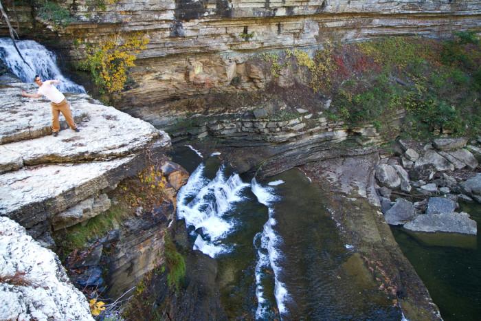8) Cummins Falls