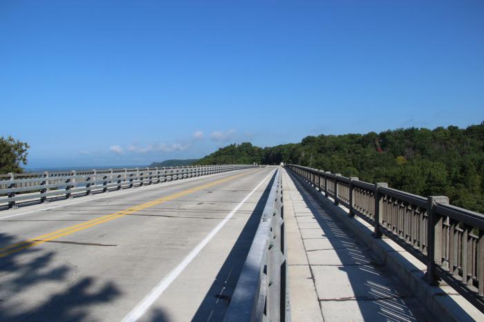 7) Cut River Bridge