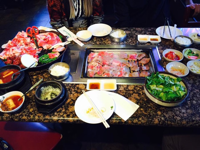 10) DJK Korean BBQ, Beaverton