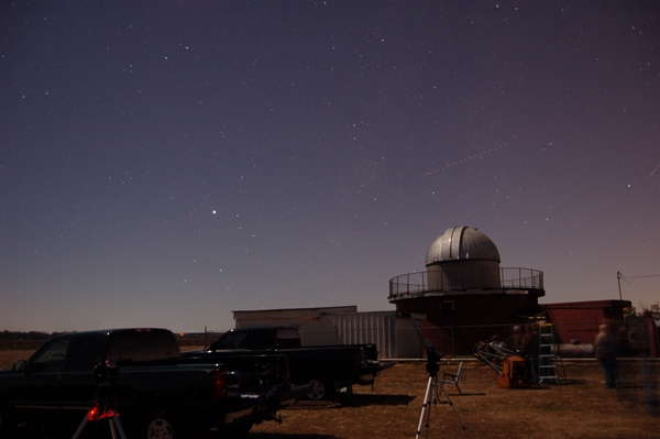9) Worley Observatory, Shreveport, LA