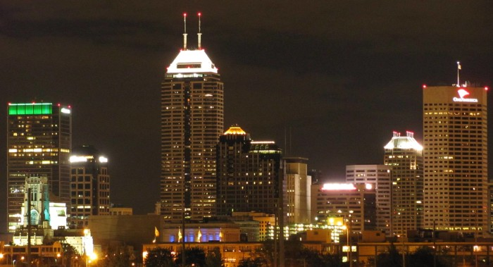 1. Indianapolis