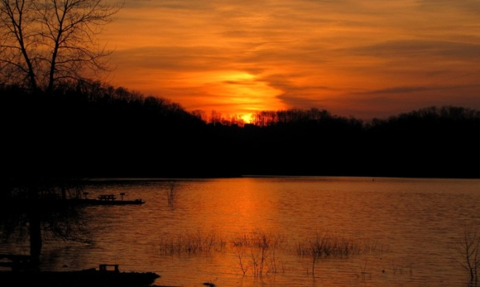 3. Dale Hollow Reservoir