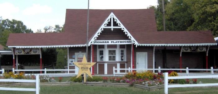 4) Danville's Pioneer Play House