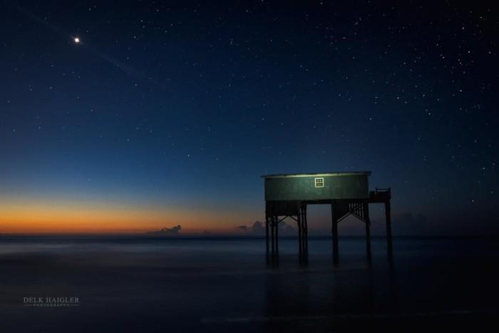 "2. ""Share The Light"" taken by Delk Haigler at Hunting Island State Park."