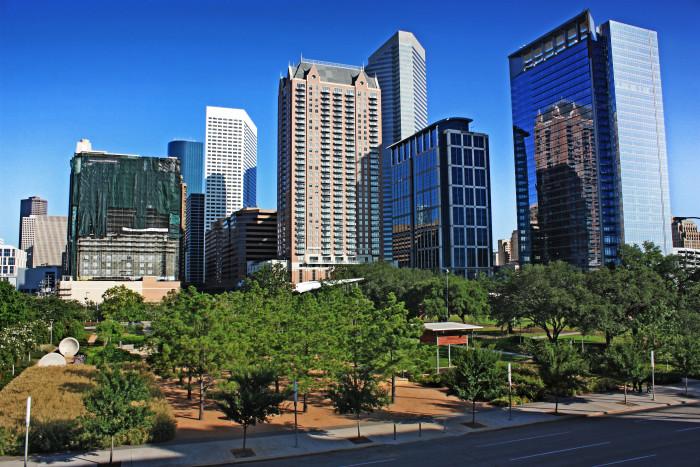 9) Houston