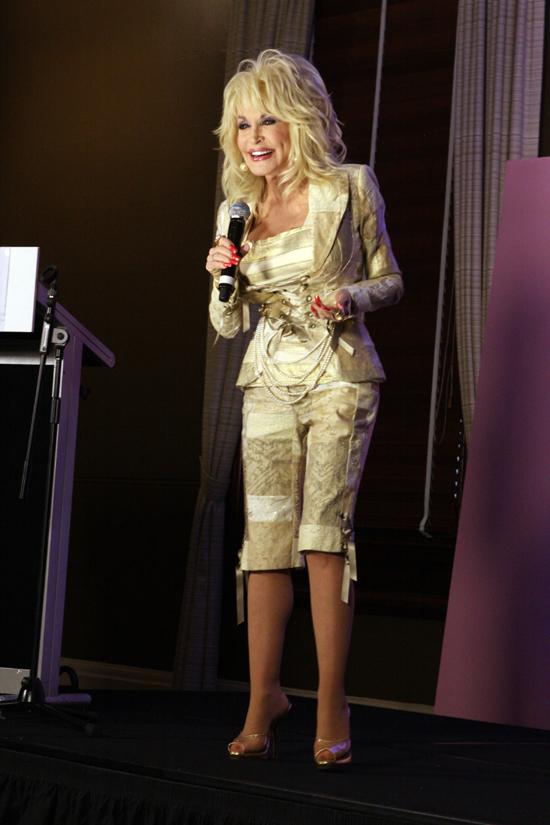 10) Dolly Parton