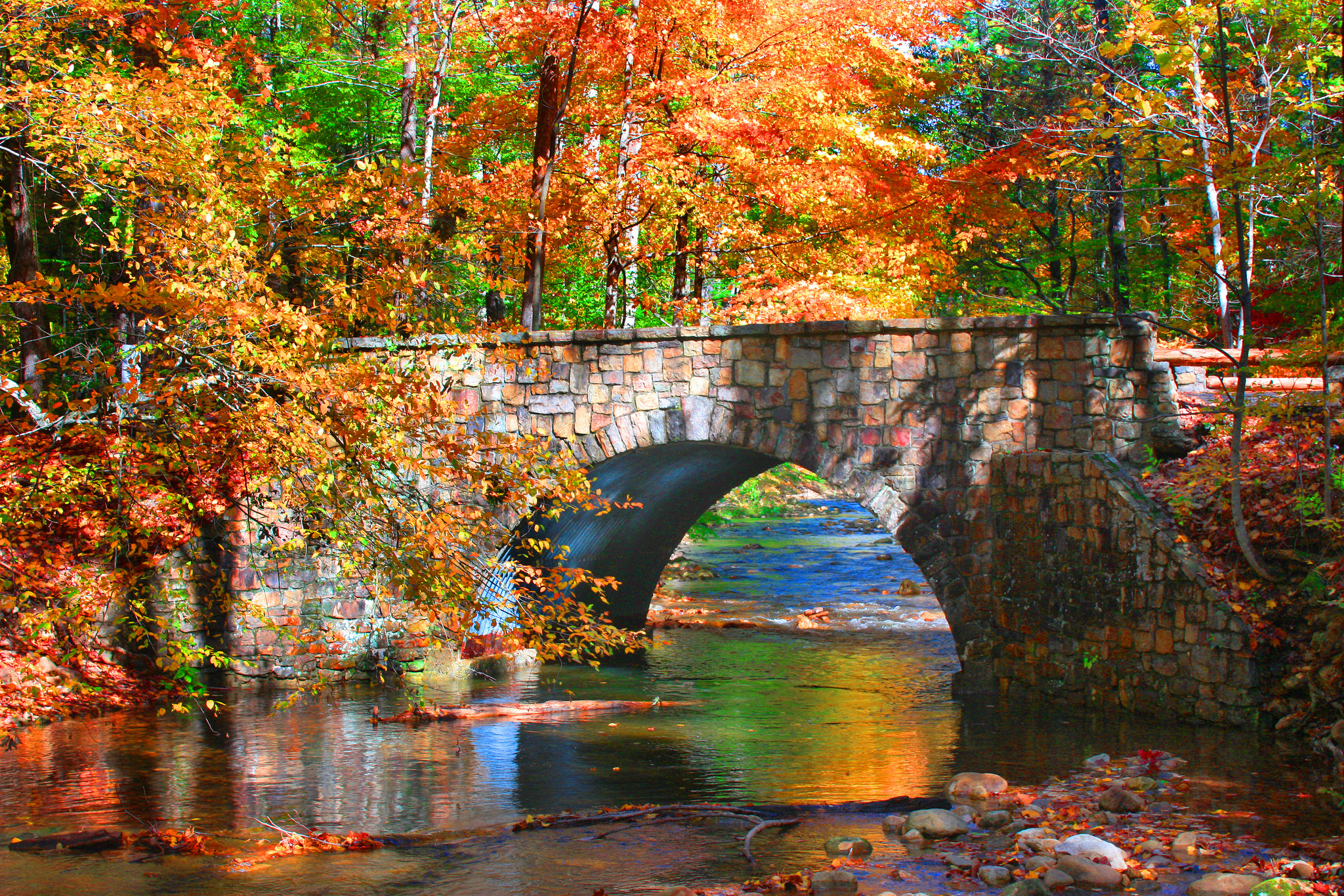 How To Get To Natural Bridge Va