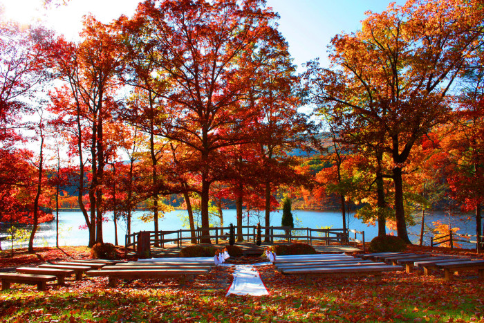 4. Douthat State Park, Millboro
