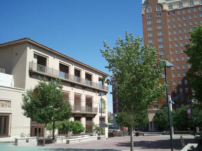4) El Paso