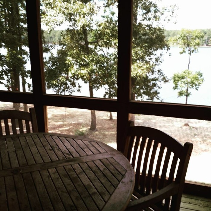 5. Dreher Island State Park