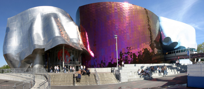 5. Experience Music Project (EMP)
