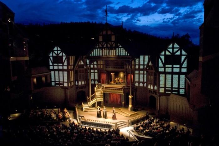 8) Oregon Shakespeare Festival
