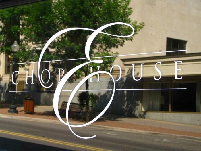7) Elizabeth's Chop House, Marquette