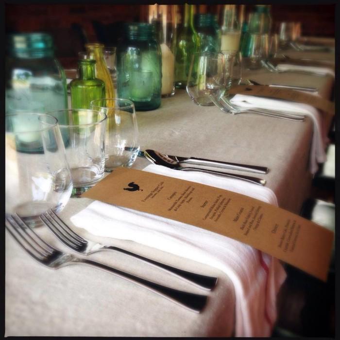Evenings Supper Club