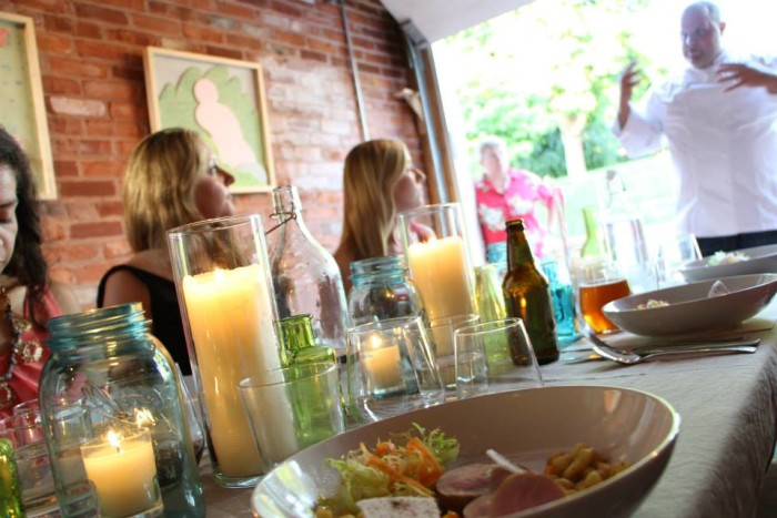 5. Evenings Supper Club, Charlottesville